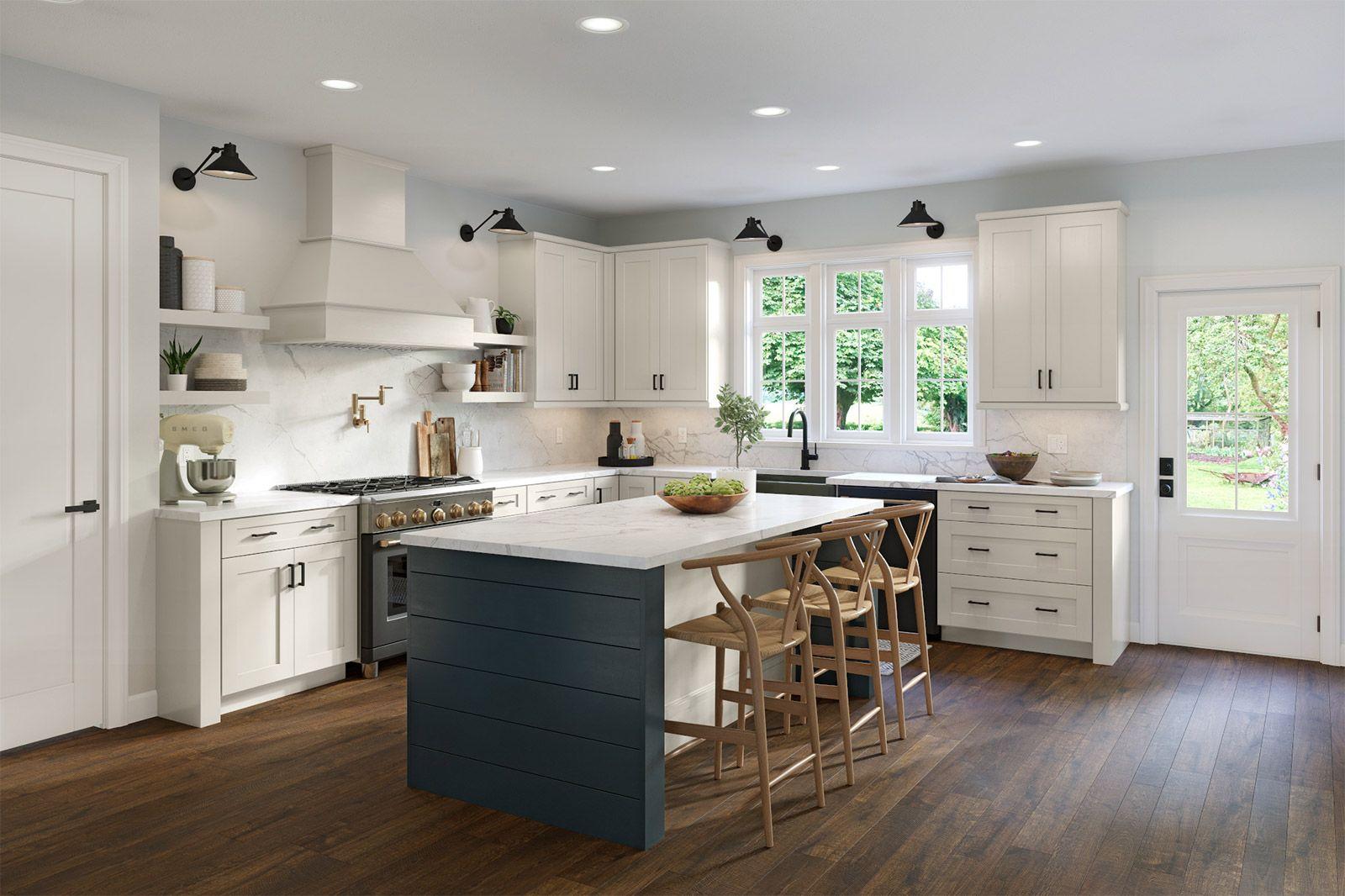 Allen Roth Cabinetry Tenley In 2020 Kitchen Remodel Kitchen Redo Kitchen Design