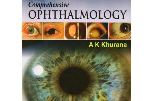 Khurana Ophthalmology 4th Edition Pdf