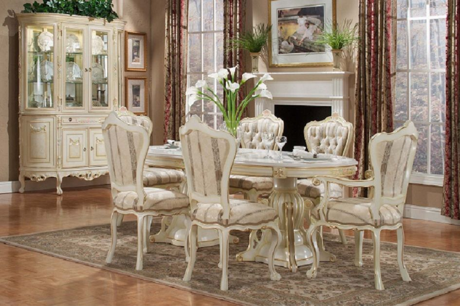 antique dining room furniture a royal touch of beauty from the