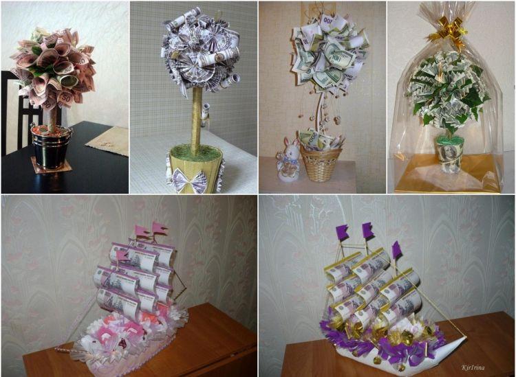 geldgeschenke hochzeit ideen baumchen reiseschiff geldgeschenke pinterest gift origami. Black Bedroom Furniture Sets. Home Design Ideas