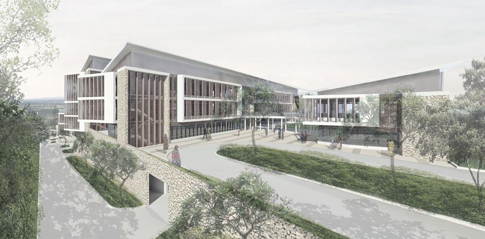 Global healthcare architecture healthcare design