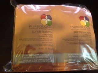 Pureology Super Smooth Shampoo and Conditioner Travel Packets .17 Oz Each (Pack of 12) >>> Continue to the product at the image link.