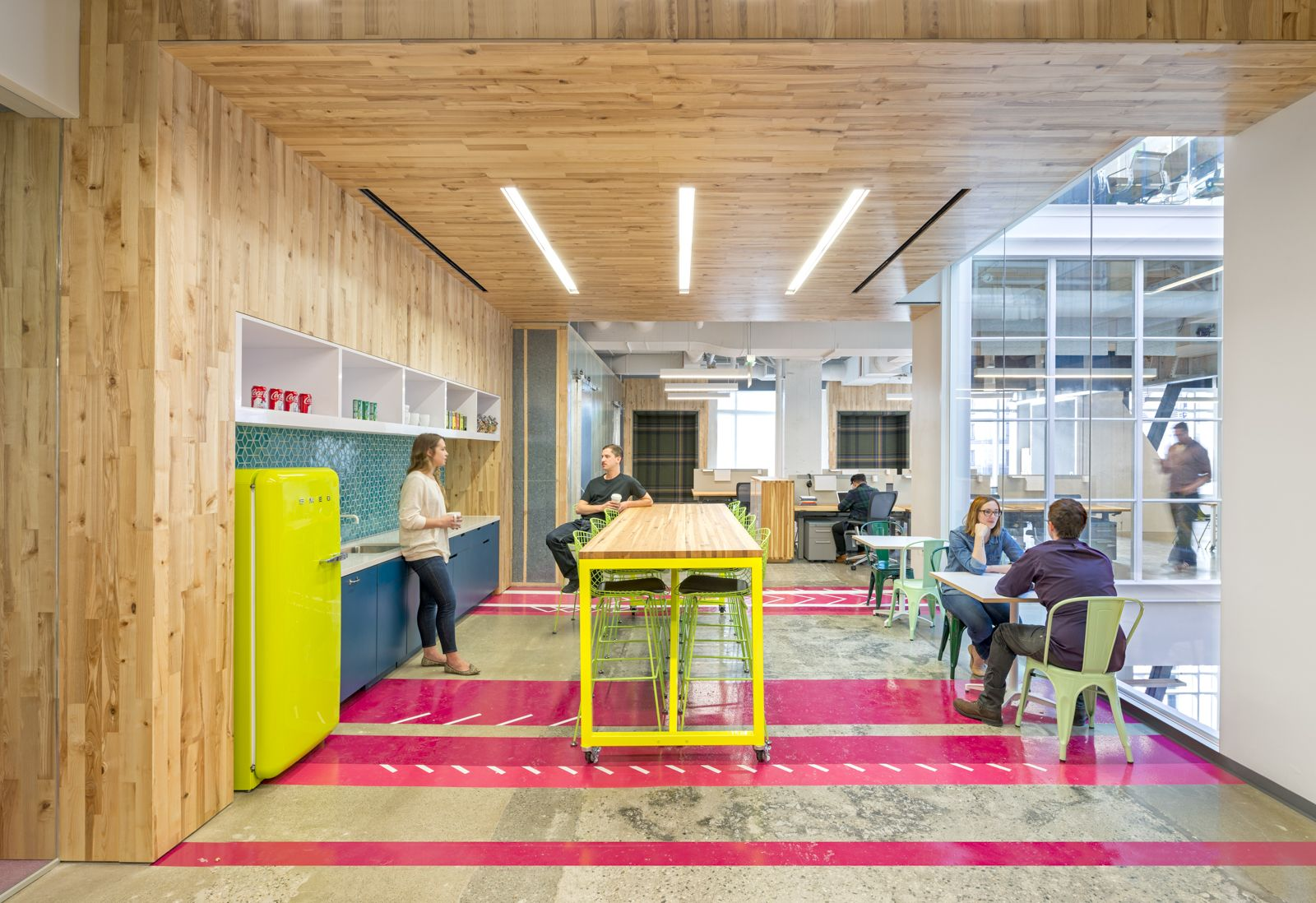 cisco offices studio oa ac. Googbye To Boring Banks: Capital One Labs | MASHstudios Cisco Offices Studio Oa Ac