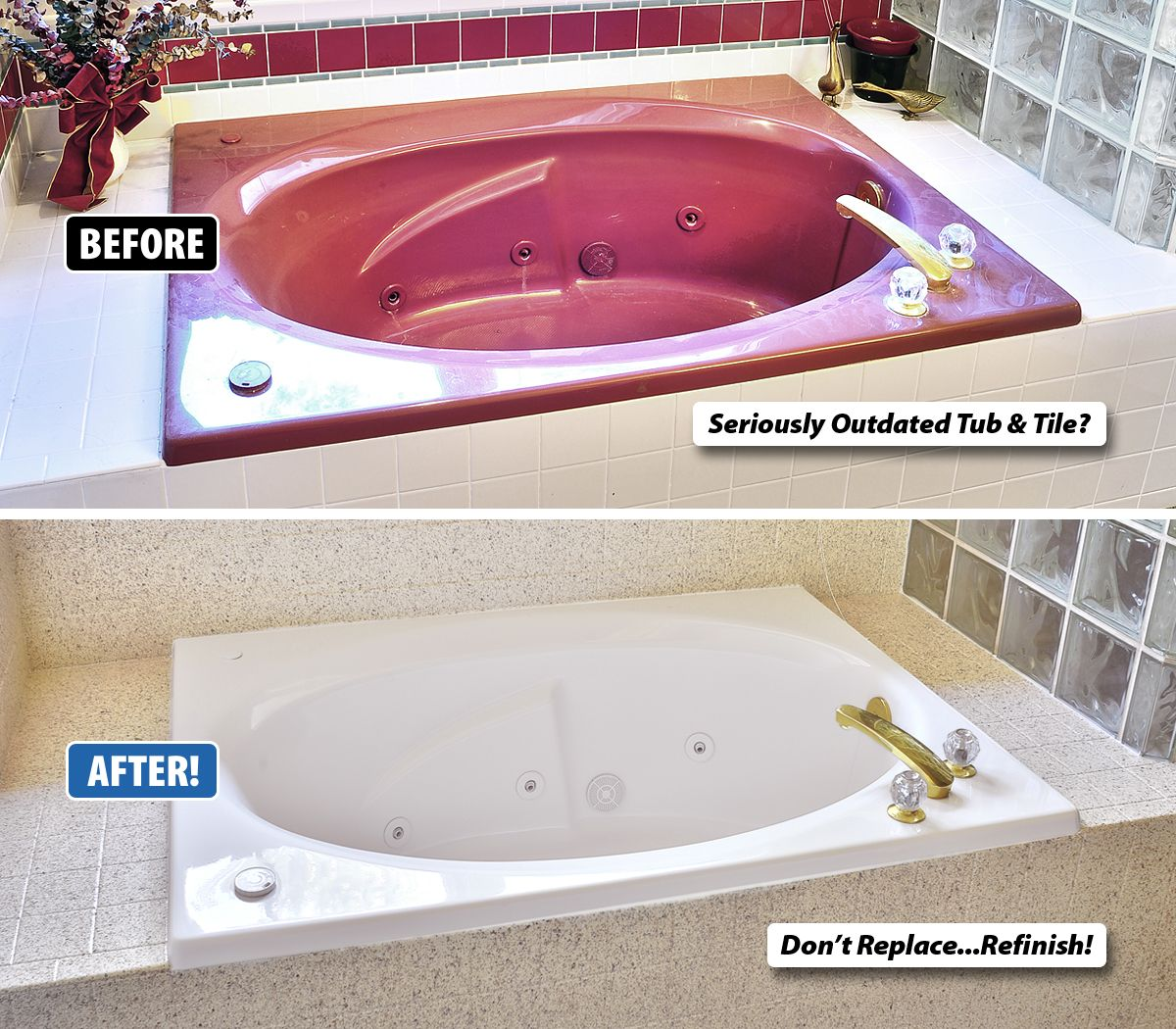 Bathtub Refinishing Tub Refinishing Refinish Bathtub Tub