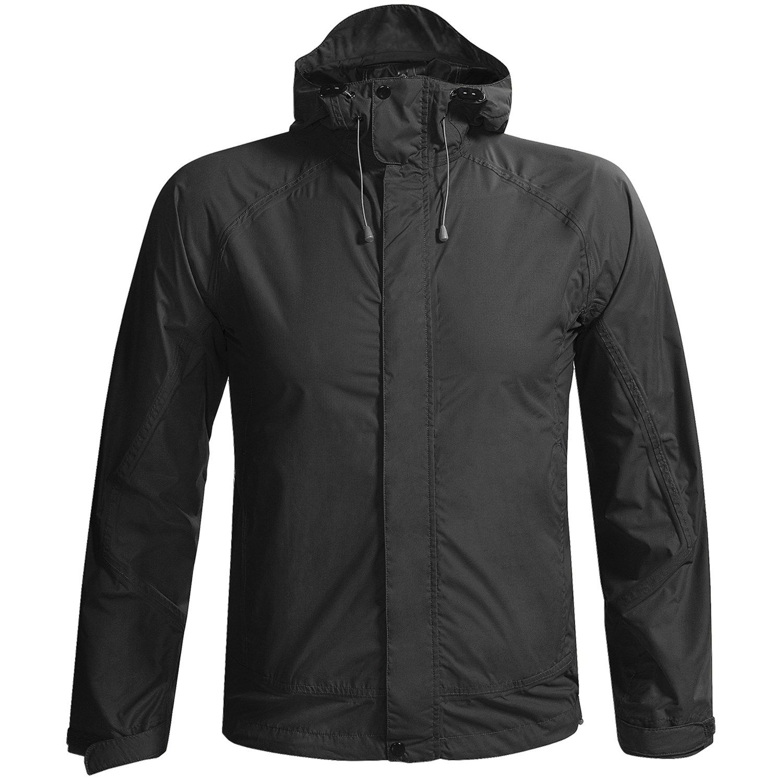 White Sierra Cloudburst Trabagon Rain Jacket Waterproof