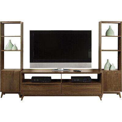 "Copeland Furniture Catalina 64"" H x 19.5'' W Solid Wood Standard Bookcase | Perigold"