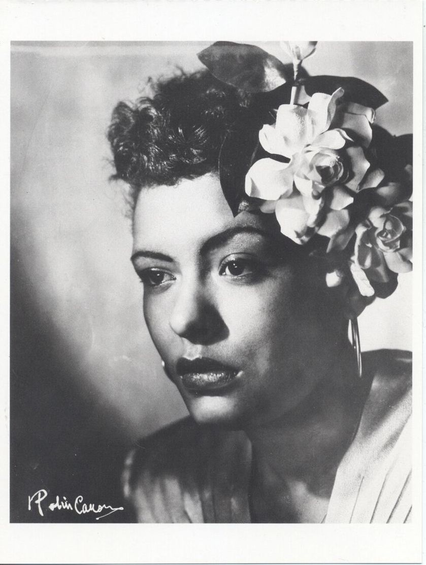 Billie Holiday - absolutely stunning