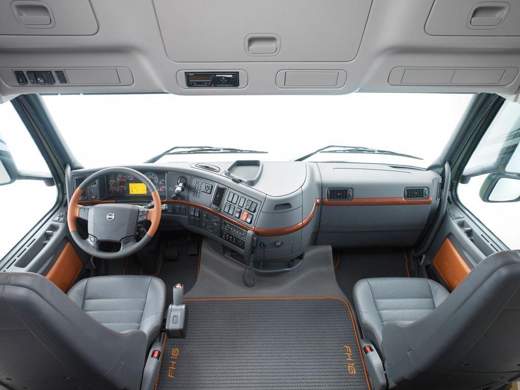 Volvo FH16 interior | Truck | Pinterest | Lkw