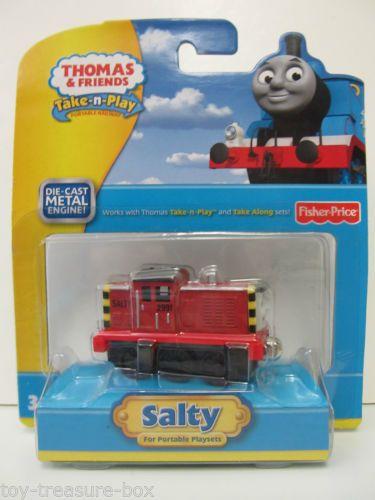 Thomas /& Friends Train DIESEL Die Cast Take n Play NEW Fisher Price