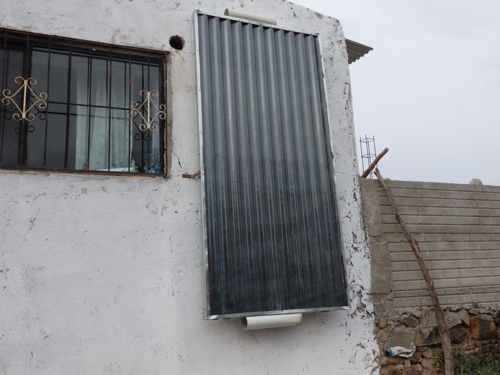 How To Solar Heater With Images