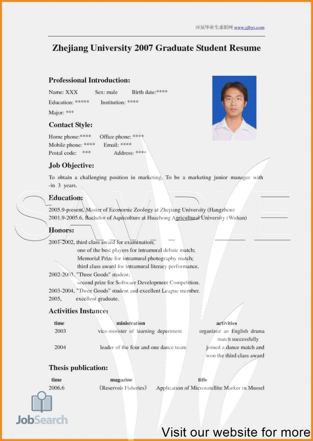 Create a Resume for High School Students 2020 create an