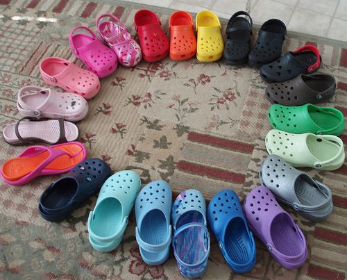8b52c04a6d6183 Crocs in every color! http   www.crocs.com on