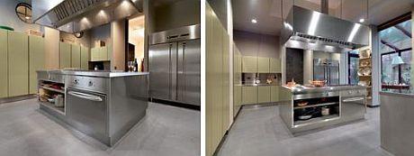 Cocina Atelier, de Abimis, también en color