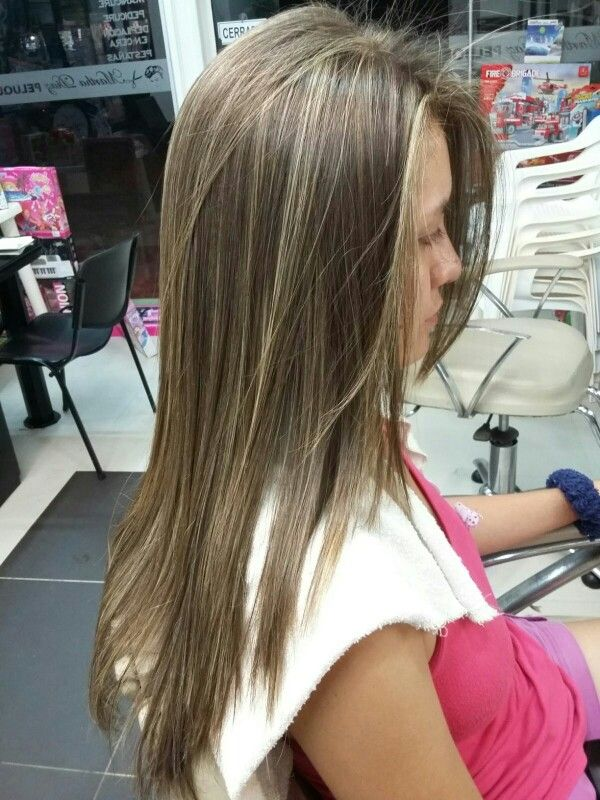Cabello iluminaciones rubio  home en 2019  Blonde hair