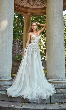 b27e5241c78 Galia Lahav Gia wedding dress currently for sale at 38% off retail.