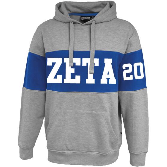 Zeta Phi Beta Cross Chest Hoodie | My Soul and Spirit! My