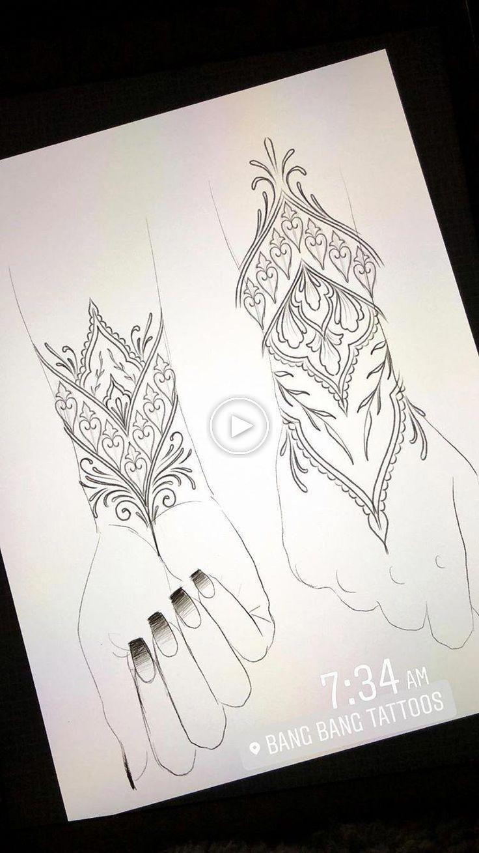 Photo of conception de tatouage de mandala #Mandalatattoo