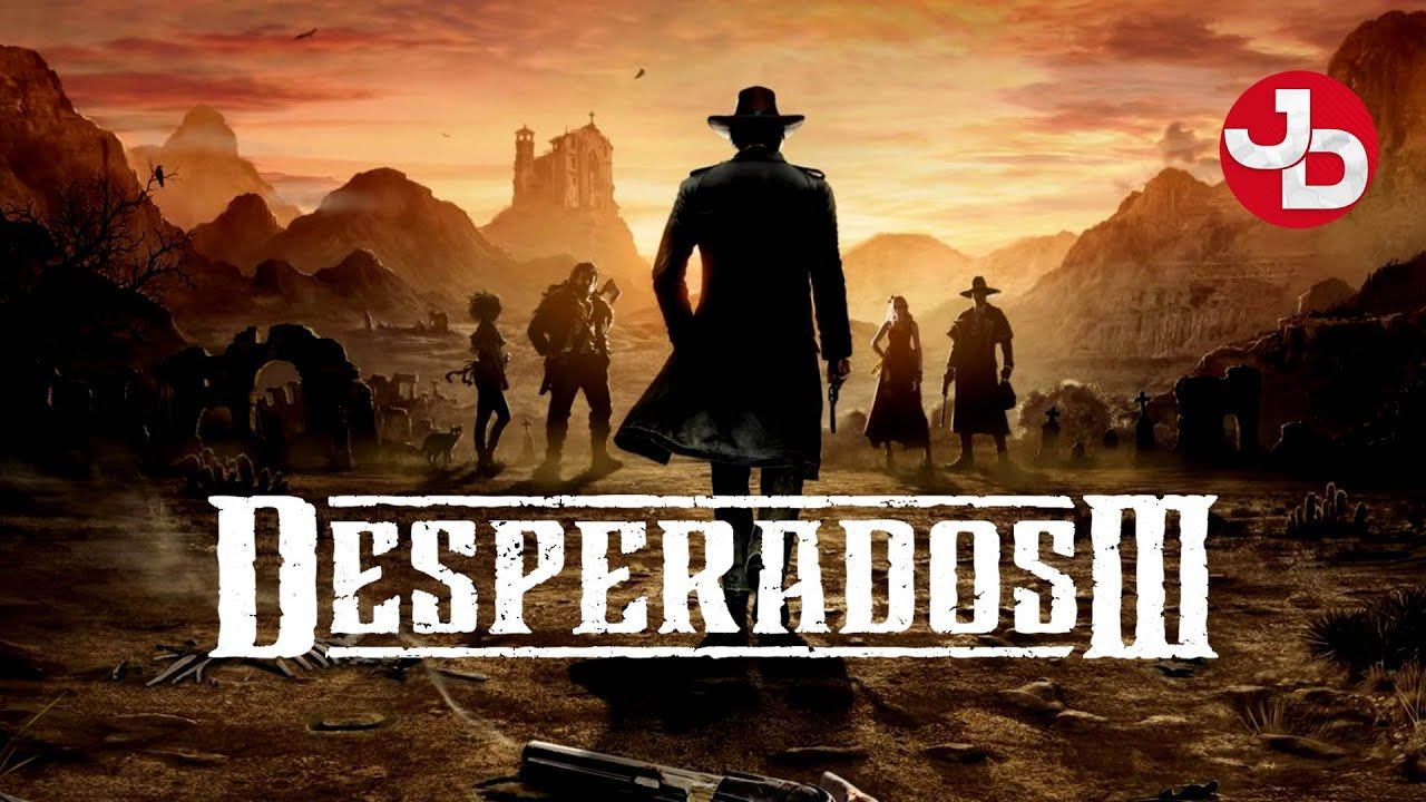 Desperados 3 Mission 3 Troublemakers In Flagstone 1440p In 2020 Twitch Channel Gameplay Mission