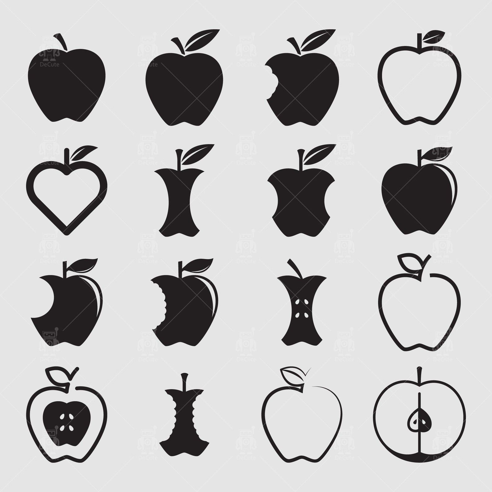 This Item Is Unavailable Etsy Apple Silhouette Apple Clip Art Silhouette Clip Art