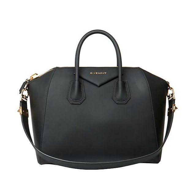 Leather Handbag Black  Leather Shoulder Bag  Leather Handbag Real Leather /& Faux