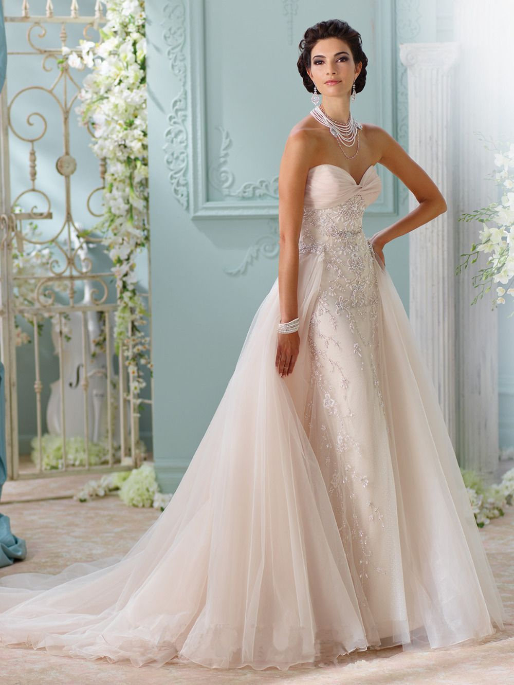 Find More Wedding Dresses Information about Formal Sweetheart ...