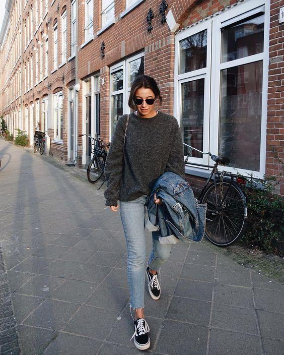 15 superbes tenues de filles hipster pour l'hiver – Mode Femme