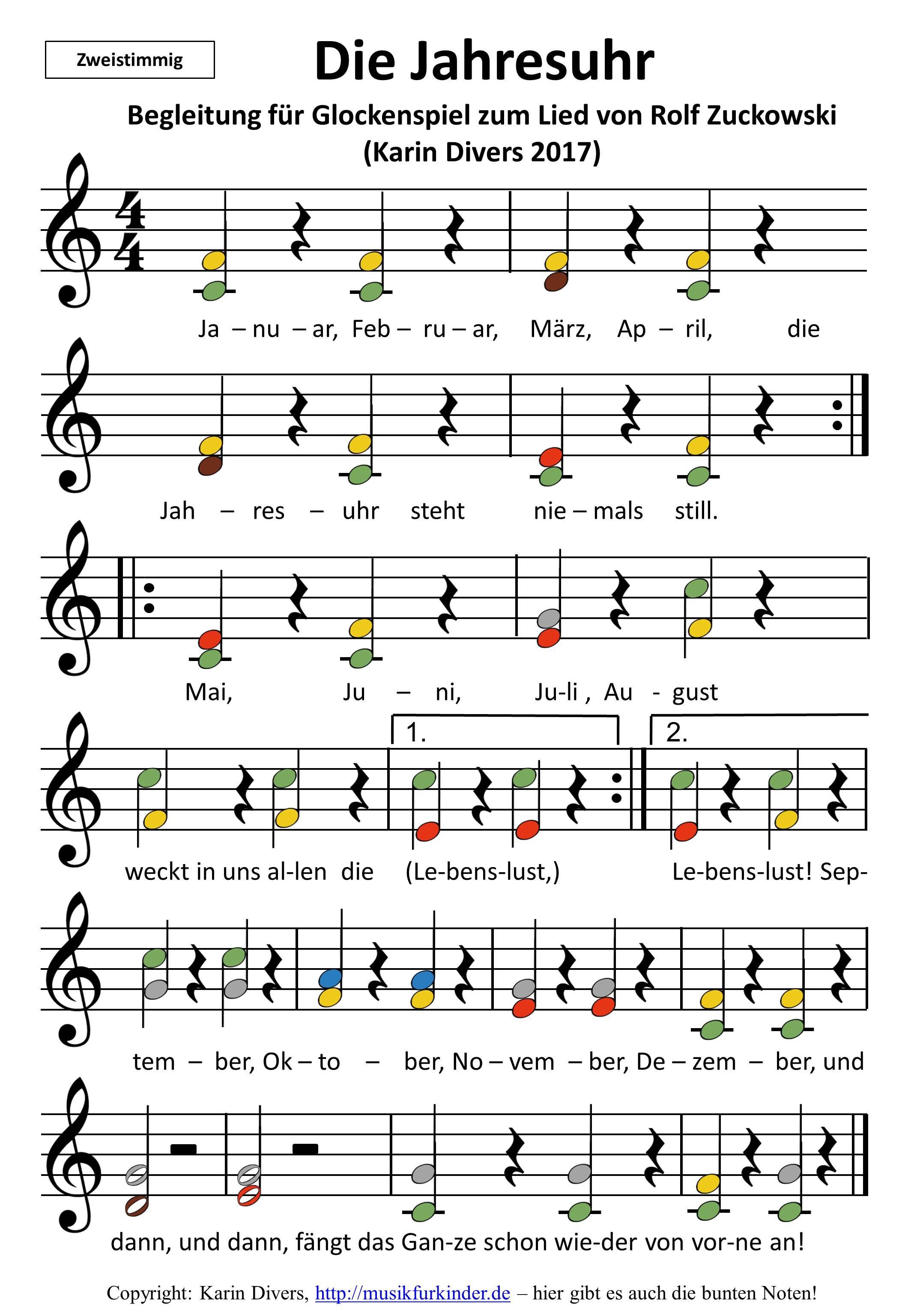 fünf kleine fische noten Căutare Google Lieder Pinterest