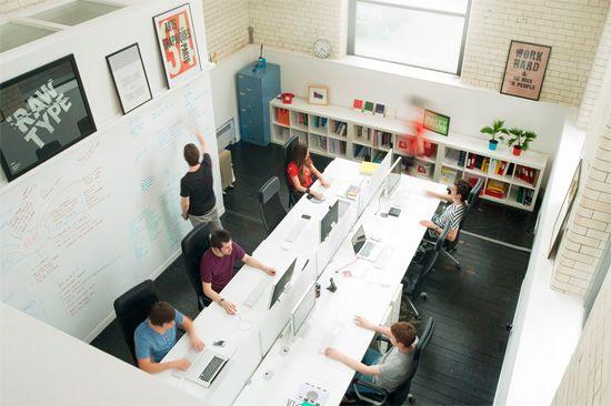 Studio Space Design raw design studio - office space http://brainstormoverload