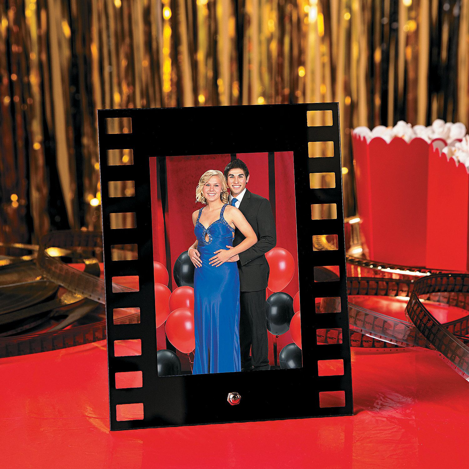 Film Strip Picture Frame Oriental Trading Movie Themed Party Hollywood Theme Wedding Movies