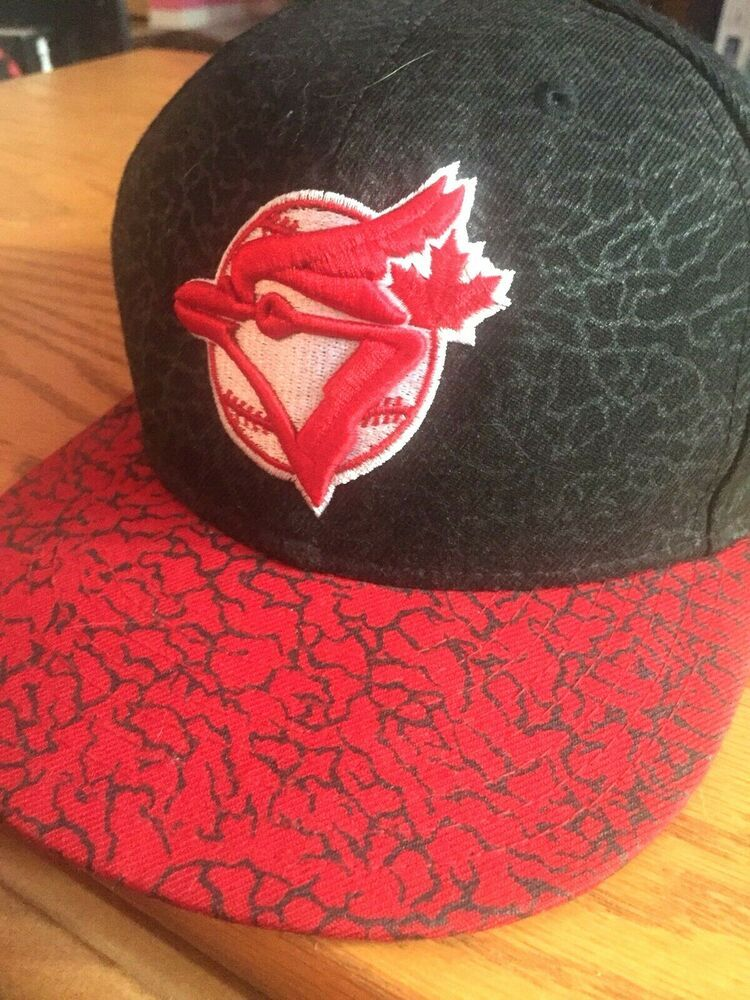 Park Art|My WordPress Blog_Blue Jays Fitted Hat Red