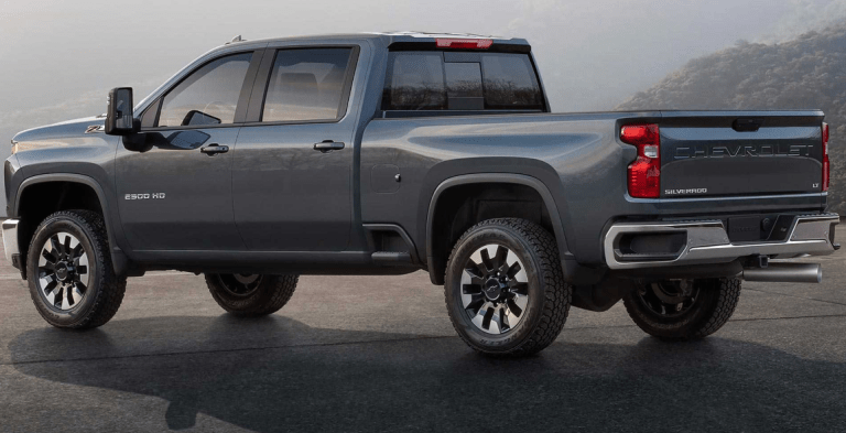 2020 Chevy Truck News Release Date Price Chevrolet Silverado