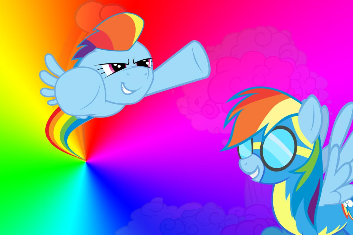 Mlp Sonic Rainboom Wallpaper Request Sonic Rainboom Wallpaper By
