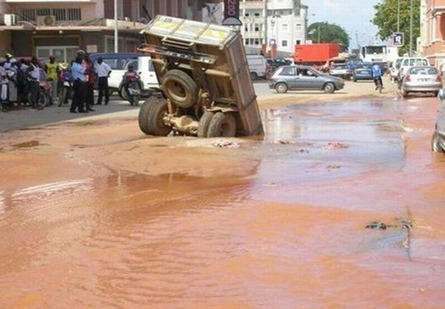 WTF road accidents