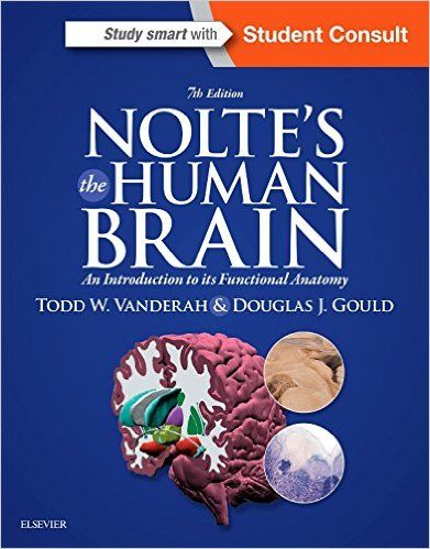 Nolte's the human brain: an introduction to its functional