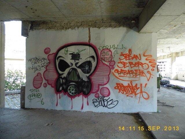 Essay On Asthma Photo Essay  Graffiti Art Sniper Building Mostar Write Essay also New York Essays Photo Essay  Graffiti Art Sniper Building Mostar  Graffiti Art  Essay On Extinction Of Animals