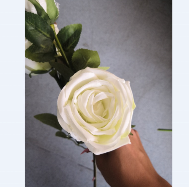 Wholesale Wholesale Artificial Silk Flowers Austin Rose For Wedding