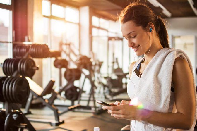 These Are the Best Workout Songs, According to Spotify