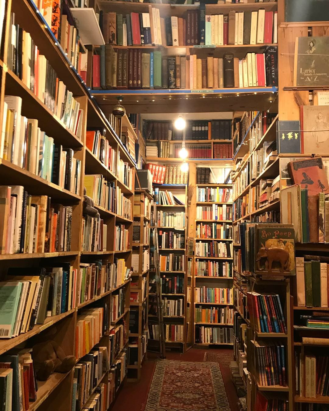 A Dreamy Second Hand Bookshop I Came Across Whilst Walking Around