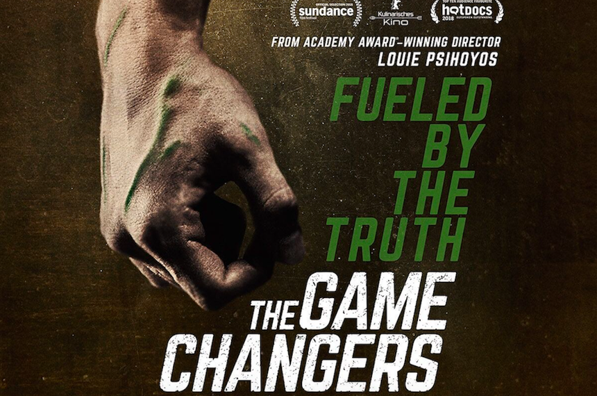 'THE GAME CHANGERS' DOCUMENTARY CHALLENGES ASSUMPTIONS