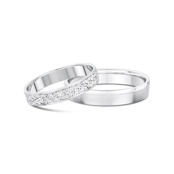 Munia Wei 223 Gold 9 Karat Damen Ring