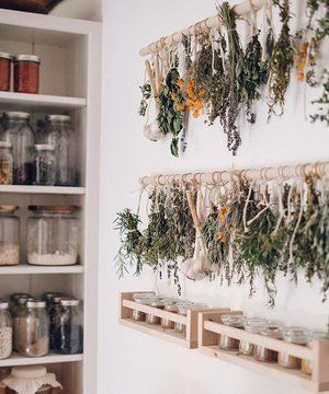 Photo of #badezimmer Simple DIY Herb Drying Rack For Your Garden Herbs – badezimmer