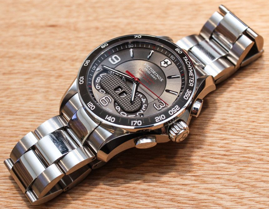 Victorinox Swiss Army Chrono Classic 1 100th Watch
