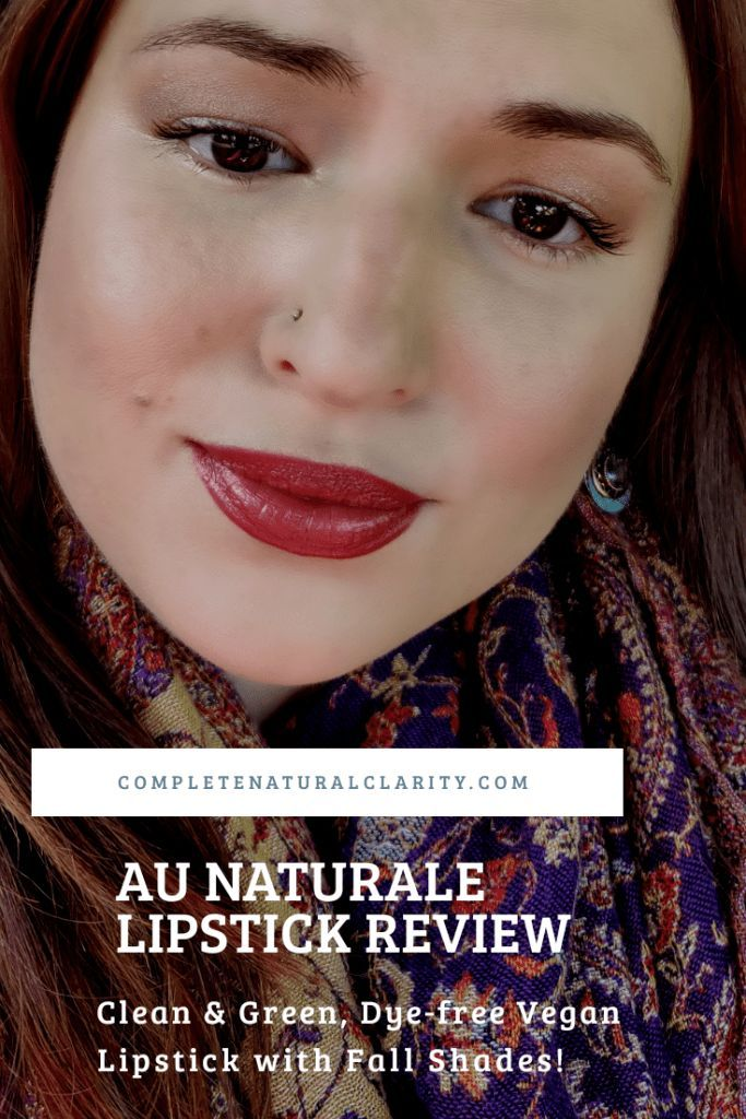 Au Naturale Lipstick Swatches & Review (With images