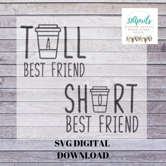 Download Shorter: Short Best Friend Svg