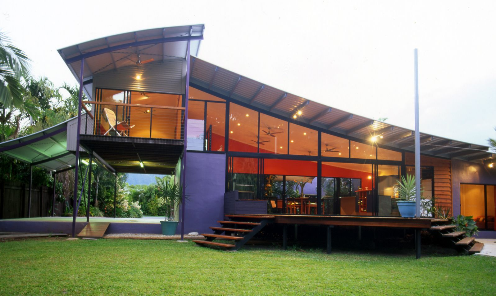 Architecture: The Best Tropical Homes, Unique House Design with Many ...
