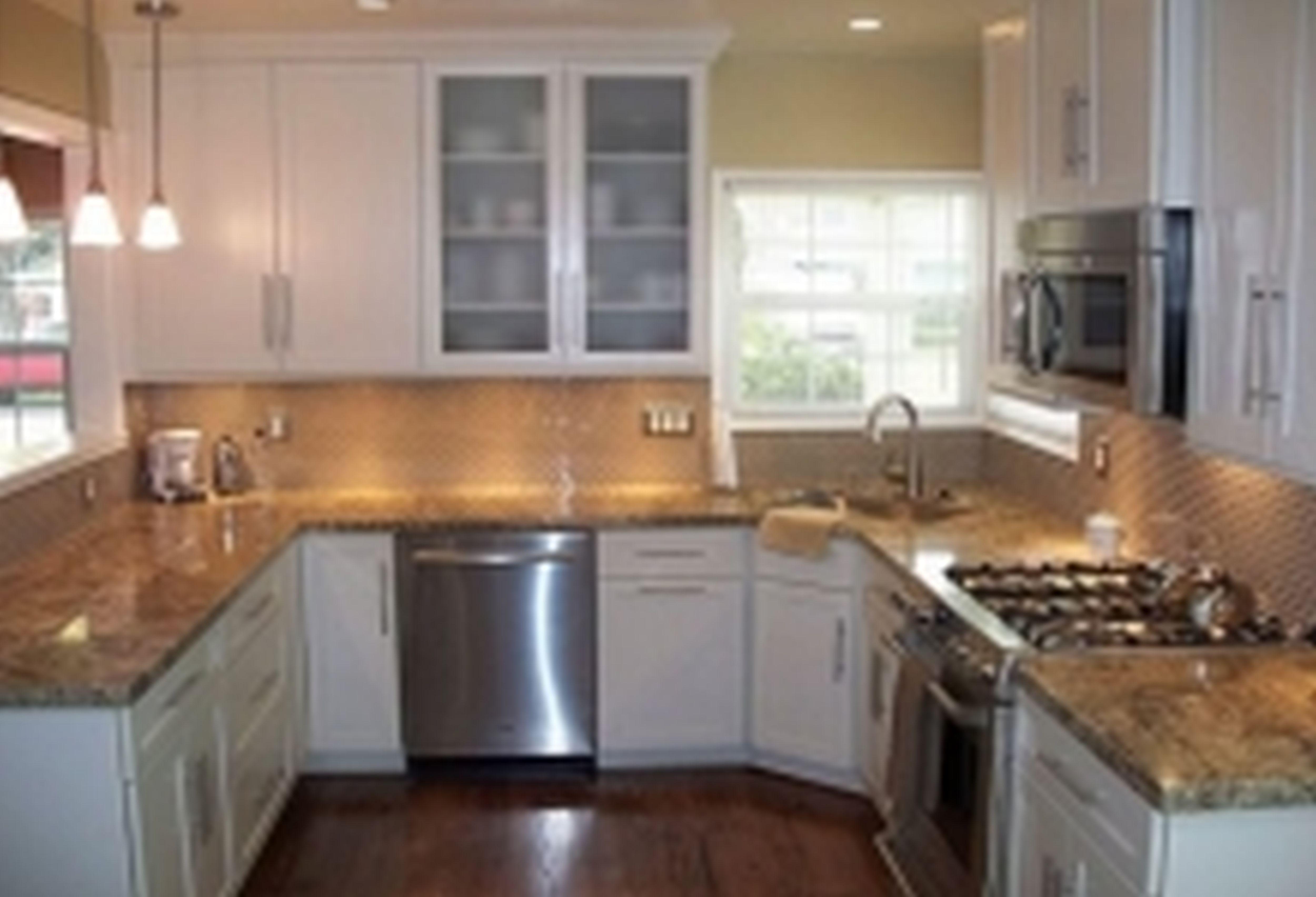 Corner Sink Kitchen Design Kitchen design small, Small