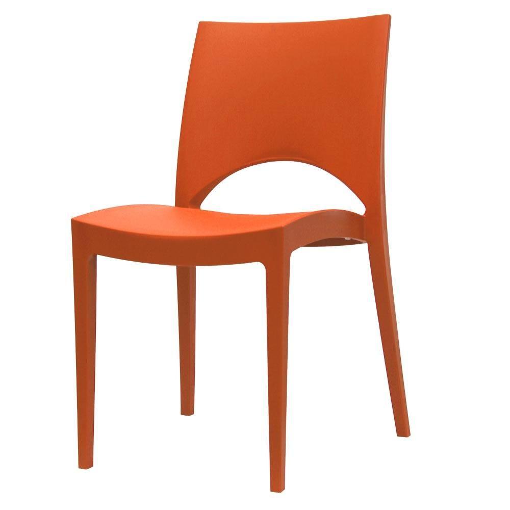 Sedia moderna in plastica paris marino fa mercato for Marino fa mercato letti