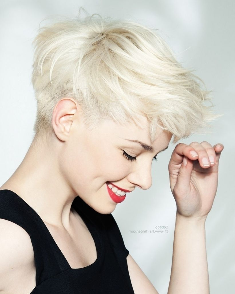 Ladies Short Undercut Hairstyles - Trendy Men Hairstyle Collection ...