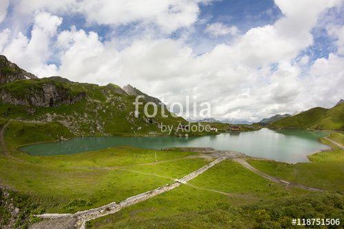 #Lake #Zürs in #Vorarlberg #Austria @fotolia @Adobe #fotolia #adobe #nature #landscape #hiking #mountains #travel #vacation #holidays #outdoor #panorama #colorful #wonderful #beautiful #season #summer #stock #photo #portfolio #download #hires #royaltyfree #high #resolution