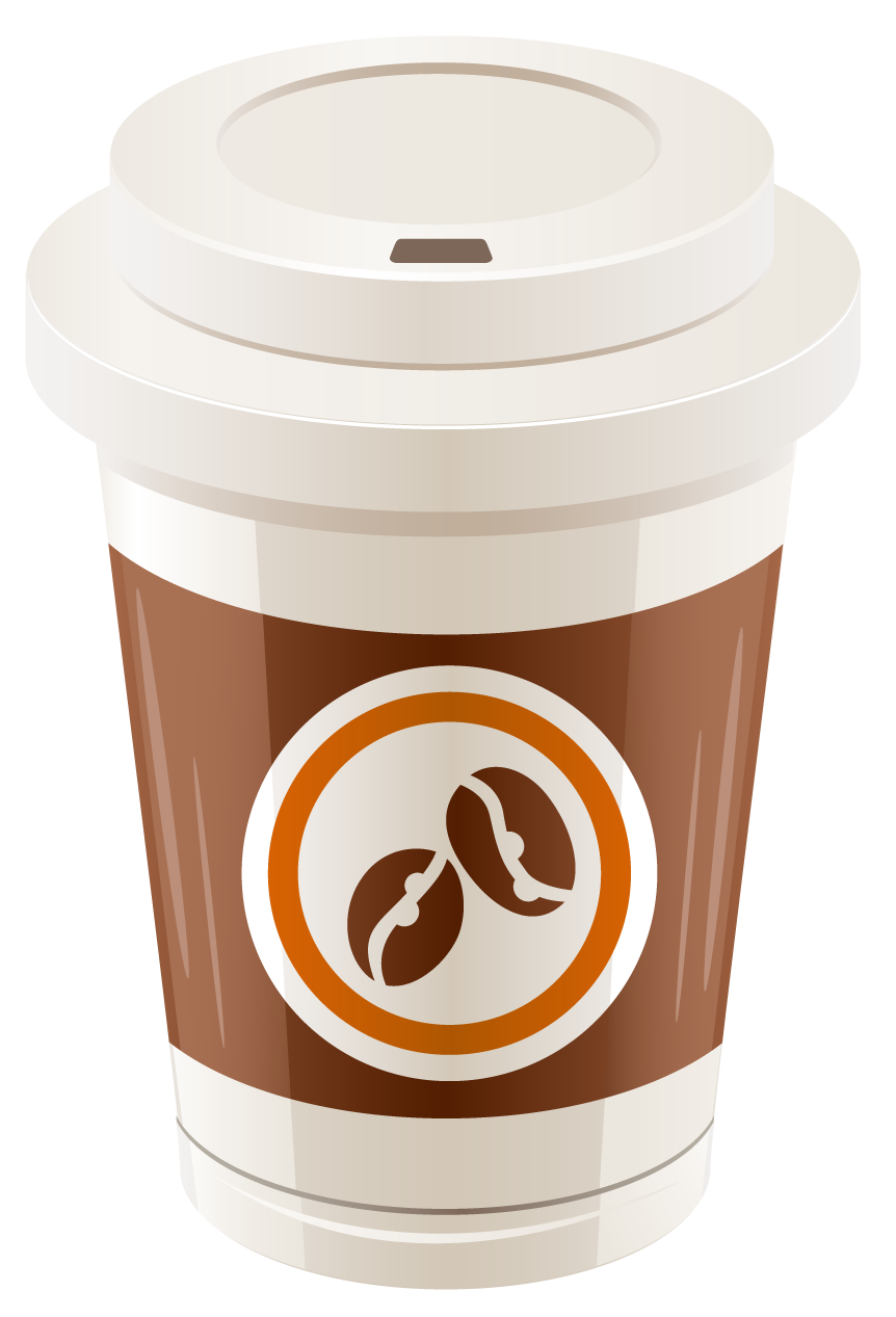 Plastic Coffee Cup Png Vector Clipart Gallery Yopriceville High Quality Images And Transparent Png Free Clipart